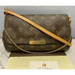 Favorite MM Monogram Clutch Purse (SA0124)